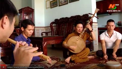 Bảo tồn và phát huy nghệ thuật hát Chầu văn