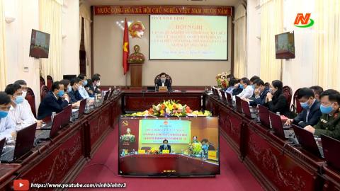 Bộ Nội vụ tập huấn nghiệp vụ công tác tổ chức bầu cử