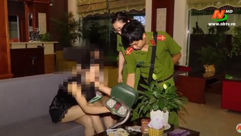 Các vấn đề xã hội: Công tác phòng, chống tệ nạn mại dâm trên địa bàn tỉnh