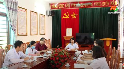 Các vấn đề xã hội: Nhiệm kỳ 2015 - 2020 Ninh Bình vượt 18% số xã, phường, thị trấn đạt bộ tiêu chí quốc gia về y tế