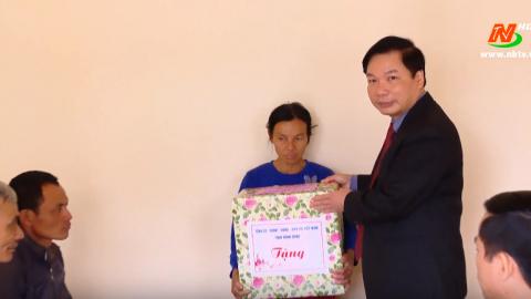 Các vấn đề xã hội: Ninh Bình chung tay chăm lo tết cho hộ nghèo