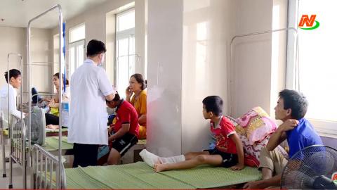 Các vấn đề xã hội: Phòng chống tai nạn thương tích ở trẻ