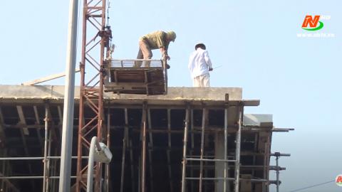 Các vấn đề xã hội: Tăng cường các biện pháp đảm bảo an toàn lao động