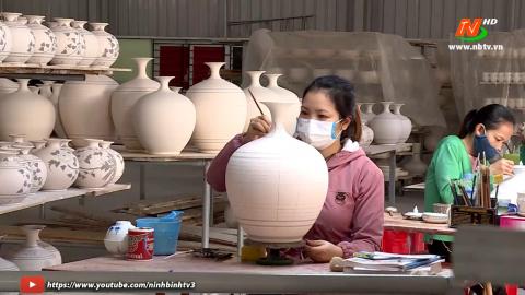 Các vấn đề xã hội: Tiếp sức cho thanh niên Ninh Bình khởi nghiệp thành công