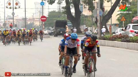 Chặng 6 giải đua xe đạp Cúp Truyền hình Thành phố Hồ Chí Minh