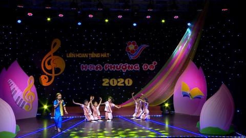 Chung khảo: Liên hoan tiếng hát Hoa Phượng đỏ tỉnh Ninh Bình năm 2020 – Buổi thứ nhất lượt 2