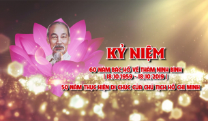 Chương trình kỷ niệm 60 năm Bác Hồ về thăm Ninh Bình