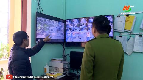 Công an TP.Ninh Bình đảm bảo an ninh trật tự trước thềm Đại hội XIII của Đảng