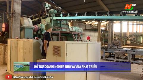 Công nghiệp và Thương mại: Hỗ trợ doanh nghiệp nhỏ và vừa phát triển.