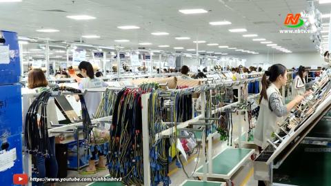Công nghiệp và thương mại: Ninh Bình phát triển công nghiệp hỗ trợ sản xuất lắp ráp ô tô
