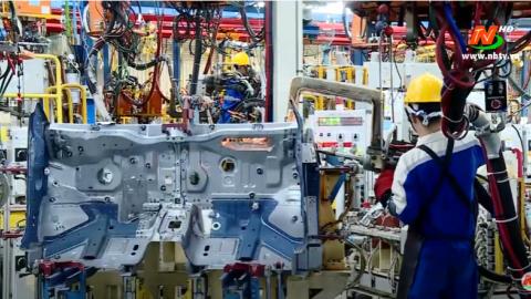 Công nghiệp và Thương mại: Ninh Bình tạo nguồn lực phát triển ngành cơ khí