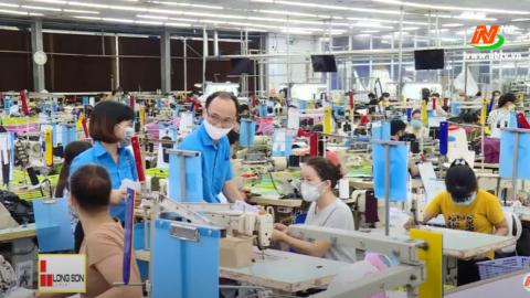Công nghiệp và Thương mại: Nỗ lực đảm bảo việc làm cho người lao động
