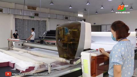 Công nghiệp và thương mại: Ổn định sản xuất trong tình hình mới