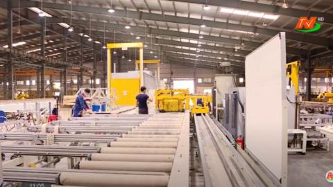 Công nghiệp và thương mại: Phát triển kinh tế tư nhân thúc đẩy sản xuất