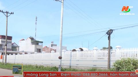 Công nghiệp và Thương mại: Tăng cường bảo vệ hành lang an toàn lưới điện cao áp