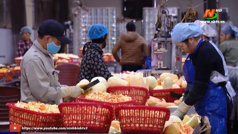 Công nghiệp và thương mại: Yên Khánh phát triển công nghiệp, tiểu thủ công nghiệp