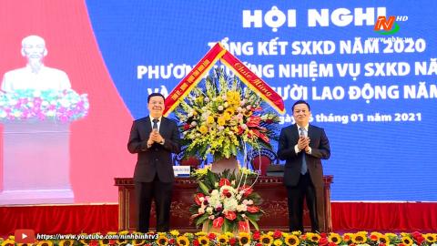 Công ty TNHH MTV Điện lực Ninh Bình triển khai nhiệm vụ năm 2021