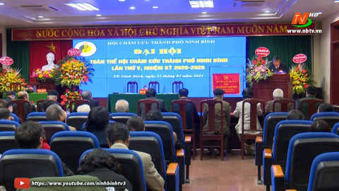 Đại hội Hội châm cứu thành phố Ninh Bình lần thứ V