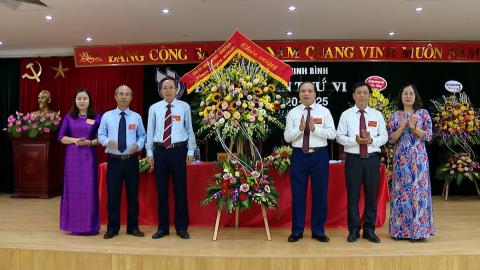 Đại hội Hội nhà báo tỉnh Ninh Bình lần thứ VI