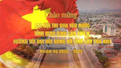 Đại hội Thi đua yêu nước tỉnh Ninh Bình lần thứ V-Trailer