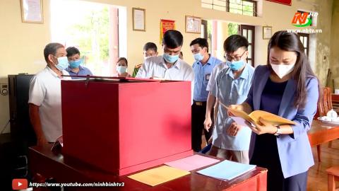 Đảm bảo sẵn sàng các điều kiện và an toàn cho ngày bầu cử