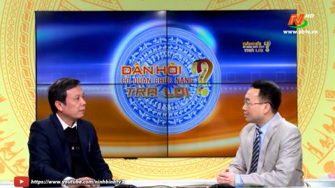 Dân hỏi cơ quan chức năng trả lời: Cung cầu hàng hóa dịp Tết Nguyên đán Tân Sửu