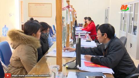 Đảng bộ phường Thanh Bình tăng cường xây dựng chỉnh đốn Đảng