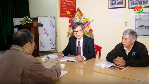 Đảng trong cuộc sống hôm nay: Nâng cao chất lượng sinh hoạt chi bộ ở thành phố Ninh Bình