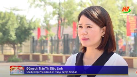 Đảng trong cuộc sống hôm nay: Phát triển đảng viên ở vùng ven biển Kim Sơn