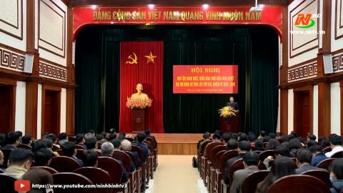 Đảng trong cuộc sống hôm nay: Tăng cường quán triệt Nghị quyết Đại hội Đảng các cấp