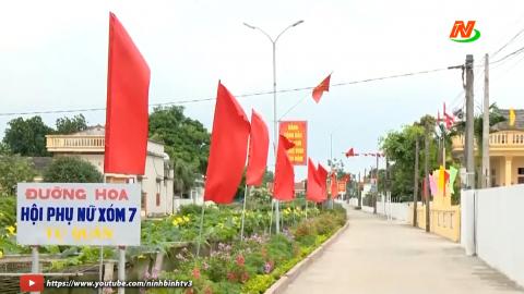 Đảng trong cuộc sống hôm nay: Yên Khánh chú trọng tăng tỷ lệ cán bộ nữ trong cấp ủy