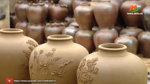 Đất và người Hoa Lư: Khám phá làng gốm Gia Thủy