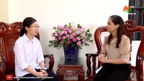 Đất và Người Hoa Lư: Quán quân đường lên đỉnh Olimpia 2020 - Nguyễn Thị Thu Hằng
