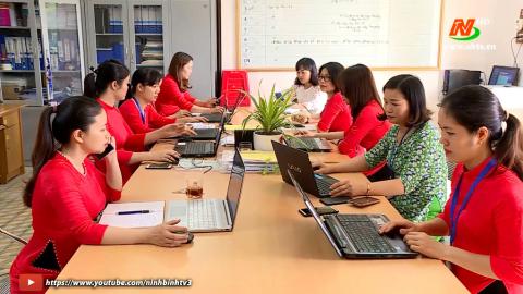 Đẩy mạnh cuộc thi trực tuyến tìm hiểu Pháp luật về Bầu cử