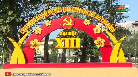 Đẩy mạnh tuyên truyền về Đại hội XIII của Đảng