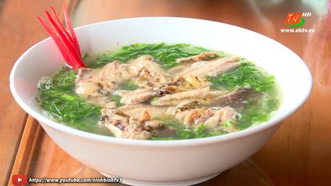 Điểm đến du lịch: Món bánh đa cá rô Tổng Trường
