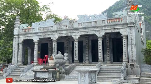 Điểm đến Du lịch: Tham quan Đền Thái Vi