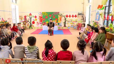 """Diễn đàn giáo dục: Hiệu quả của Chuyên đề """"Xây dựng trường mầm non lấy trẻ làm trung tâm"""""""