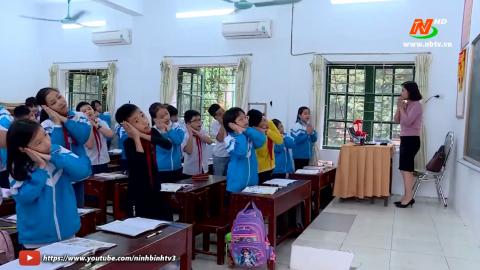 Diễn đàn giáo dục: Nâng cao chất lượng dạy và học môn tiếng Anh
