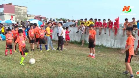 Diễn đàn giáo dục:Sân chơi ngày hè góp phần rèn luyện năng khiếu cho trẻ