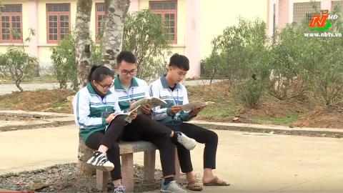 Diễn đàn giáo dục: Xây dựng không gian xanh trong các nhà trường