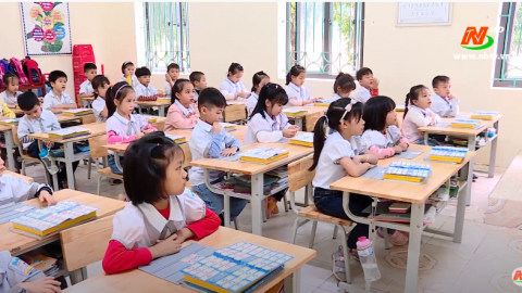 Diễn đàn giáo dục: Ý kiến của cán bộ, giáo viên về sách giáo khoa lớp 1