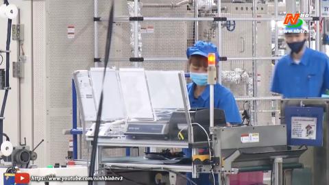 Doanh nghiệp FDI ổn định sản xuất trong tình hình mới