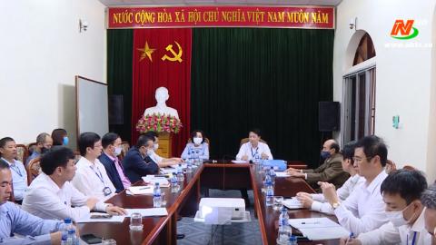 Đồng chí Bí thư Tỉnh ủy Nguyễn Thị Thanh tiếp công dân