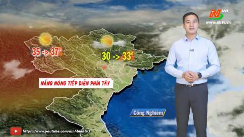 Dự báo thời tiết 2/4/2021