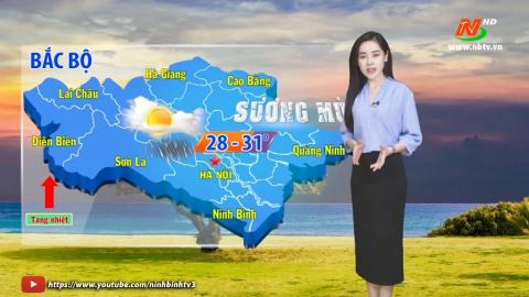 Dự báo thời tiết đêm 11 ngày 12/04/2021