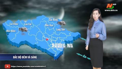 Dự báo thời tiết Đêm 13 ngày 14.04
