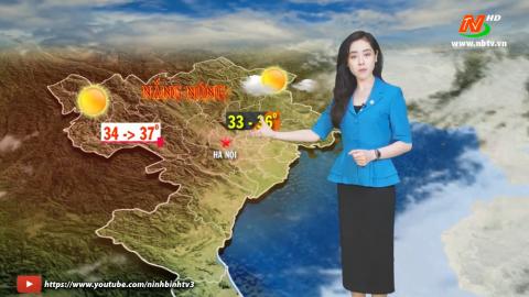 Dự báo thời tiết đêm 13 ngày 14/05/2021.