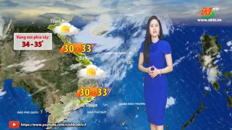 Dự báo Thời tiết đêm 14 ngày 15/04/2021