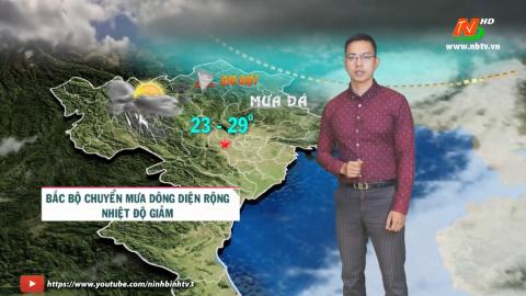 Dự báo thời tiết Đêm 15 ngày 16.4